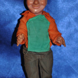 Figurina cauciuc Aradeanca Mos. Papusa veche mosneag. 25cm