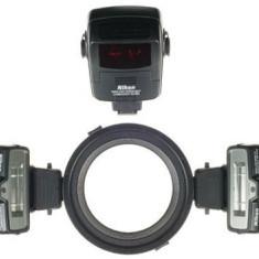 Blitz Nikon kit telecomandat Speedlight R1C1 SB-R200 macro - Blitz dedicat