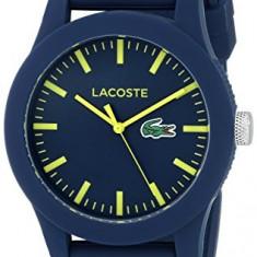 Lacoste Men's 2010792 Lacoste 12 | 100% original, import SUA, 10 zile lucratoare a22207 - Ceas barbatesc Lacoste, Quartz