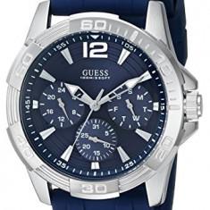 GUESS Men's U0366G2 Iconic Blue   100% original, import SUA, 10 zile lucratoare a12107 - Ceas barbatesc Guess, Quartz