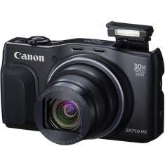 Aparat Foto compact - Aparat foto digital Canon PHOTO CAMERA CANON SX710 HS BLACK AJ0109C002AA