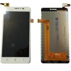 Ansamblu LCD Display Laptop Touchscreen touch screen Lenovo S850 Alb ORIGINAL - Touchscreen telefon mobil