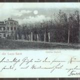 Lx 449++ LACU SARAT-Gradina Engleza,circulatie de la Bucuresti la Wolfratshausen