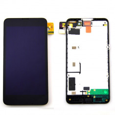 Ansamblu LCD Display Laptop Touchscreen touch screen Nokia Lumia 630 ORIGINAL - Touchscreen telefon mobil
