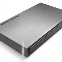 HDD extern - Hard disk extern LaCie Porsche Design Mobile Drive P9220, 500GB, USB 3.0