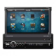 CD Player MP3 auto - Sistem auto Peiying RADIO PLAYER 1 DIN 7 INCH GPS DVB-T BT PY PY9909