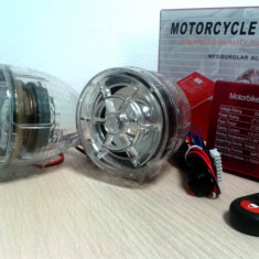 Difuzoare, Difuzoare speciale, 0-40 W - Boxe motocicleta cu mp3 player si alarma