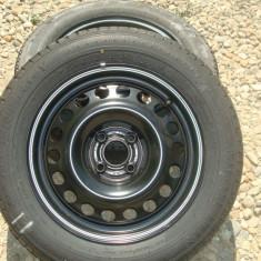 Janta aliaj, Diametru: 15, Numar prezoane: 4 - Vand 4 Jante Aliaj cu cauciuc Opel Astra