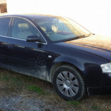 Dezmembrez Audi A6 131 CP 1.9 TDI, an 2002, interior piele, jante aliaj - Dezmembrari Audi