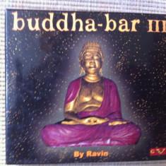 Buddha bar III ravin dublu disc 2 cd lounge chillout downtempo modern Deep House - Muzica Chillout
