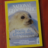 Revista National Geographic Romania - decembrie 2004 - 132 pagini