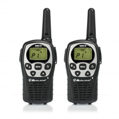 Resigilat - Statie radio PMR portabila Midland M99-S set cu 2bc Cod C1037