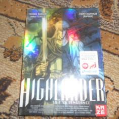 HIGLANDER SIGILAT - Film animatie, DVD, Altele