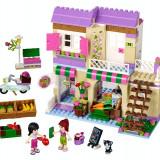 LEGO® Friends Piata de alimente din Heartlake - 41108
