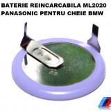 Baterie cheie BMW E46 E60 E92 E39 E85 328 330 M3 Panasonic VL/ML2020 90 grade