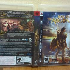 Rise of the Argonauts (PS3) (ALVio) + sute de alte Jocuri PS3 Codemasters ( VAND / SCHIMB ), Actiune, 16+