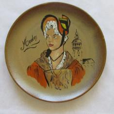 APLICA-FARFURIE-MOULINS-ceramica, pictata