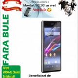 Folie de protectie, Sony Xperia M2, Lucioasa - Folie protectie Sony Xperia M2 transparenta Montaj iNCLUS in Pret