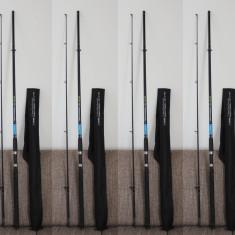 Lanseta - Set 4 Lansete Oxygen Select X-treme Blank 2, 7 Metri Actiune 60-120 grame New !