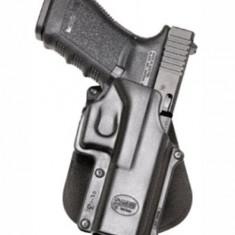 Arma Airsoft - Toc pistol Glock rotativ GL-3 RT Fobus