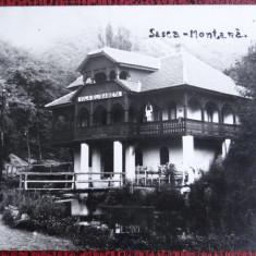 Carte postala - Sasca -Montana - Vila Elisabeta - Carte Postala Bucovina dupa 1918, Necirculata
