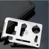 Multipurpose survival tool - Unealta multifunctionala de buzunar tip card