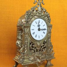 Ceas din Bronz pentru Semineu - Ceas de semineu