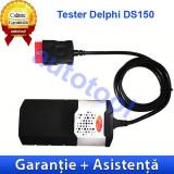 DELPHI DS150 E- Tester Diagnoza VCI+ 2016 - Garantie - Asistenta Delphi DS 150 E - Tester diagnoza auto
