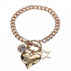 Bratara placate cu aur - Bratara GUESS Fashion - Placata cu Aur