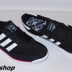 Adidasi ADIDAS SL72 - din Panza - Negru / Bleumarin - NOUA COLECTIE - Adidasi barbati, Marime: 42, 43, 44, Textil