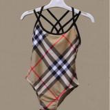 Costum de baie  brand Burberry pentru copii. Marimi 3-13 ani. Model SUPERB!!!