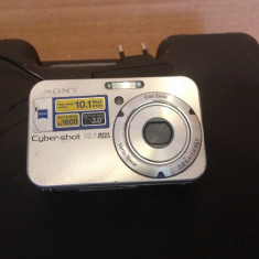 DIGITAL CAMERA SONY CYBER-SHOT-DSC N2- 10, 1 MP/ 3X OPTICAL ZOOM - MERGE PERFECT - Aparat Foto compact Sony, Compact, 10 Mpx, 3.0 inch