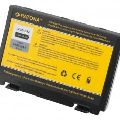Baterie laptop PATONA, 4400 mAh - 1 PATONA | Acumulator pt Asus A32-F52 A32-F82 Pro5D Pro66 Pro8B Pro8D |2163|