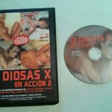 Filme XXX - Dvd film xxx - 12 diosas x en accion 2 - in spaniola
