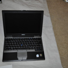 Dezmembrari laptop - Dell latitude D420 functional fara baterie RAM si HDD placa de baza LCD D420