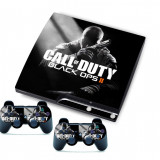 Skin Autocolant Sticker Playstation 3 PS3 Slim CALL OF DUTY BL OPS II (GameLand)