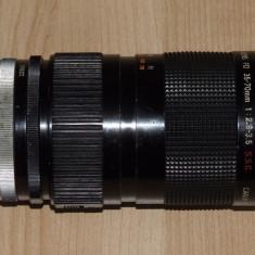 Canon Zoom Lens FD 35-70mm 1: 2.8-3.5 S.S.C. - Transport gratuit prin posta! - Obiectiv DSLR Canon, Manual focus