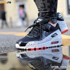 Nike AIR MAX AIRMAX 90 Spots - Adidasi barbati, Marime: 40, 43, Culoare: Din imagine