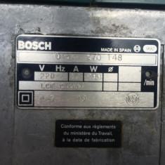 Slefuitor cu banda BOSCH 950W