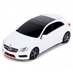 Mercedes A Class Scara 1:24 Alb - Masinuta de jucarie Rastar