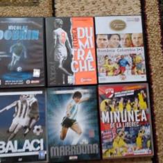 Lot 4 dvd-uri sportive - DVD fotbal