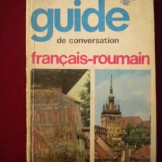 Ghid de conversatie - Sorina Bercescu - Guide de conversation francais-roumain - 345200