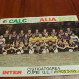 Foto    Inter  Milano  1990/1991