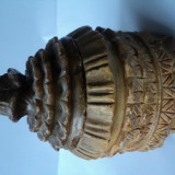 Caseta sculptata