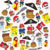 Set abtibilduri - Aventuri cu pirati
