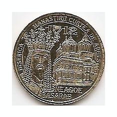 Monede Romania, An: 2012 - Romania 50 bani 2012 (comemorativa: Neagoe Basarab) KM-287 UNC !!!