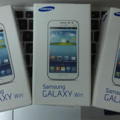 Telefon mobil Samsung Galaxy Win, Alb - Samsung Galaxy Win i8552 neverlocked