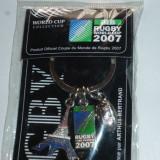 Breloc Rugby - World Cup Franta 2007