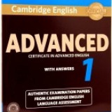 Certificare - Cambridge English Advanced 1 (CAE) from 2015 Student's Book Pack (Student's Book with Answers and Audio CDs (2))