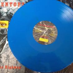 THE WOODENTOPS - WOODEN FOOT COPS..(1988/ARIOLA REC/RFG)-BLUE DISC - VINIL/VINYL - Muzica Rock